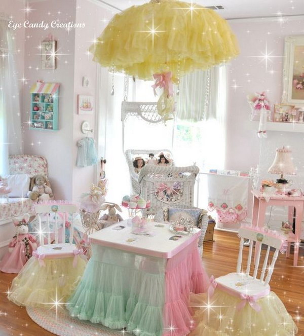 Girly Princess Bedroom Ideas: Amazing Girls Bedroom Ideas: Everything A Little Princess