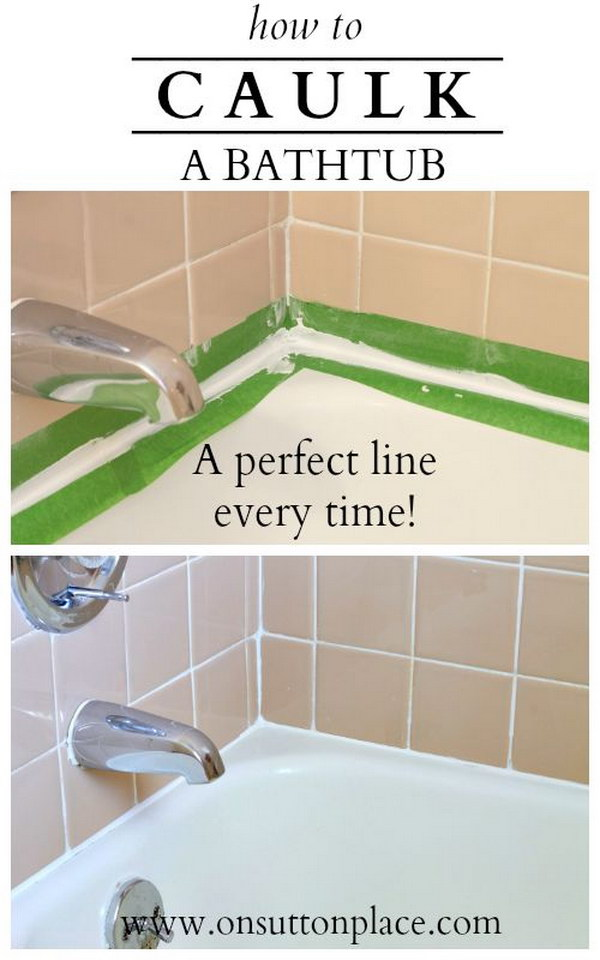 great caulking tips tricks hative