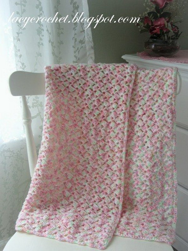 Cool Easy Crochet Blankets With Lots Of Tutorials And Patterns