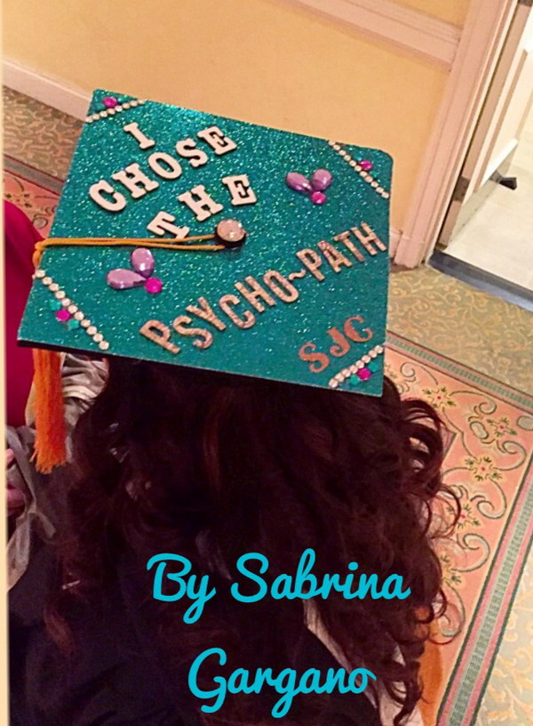 50 Super Cool Graduation Cap Ideas - Hative