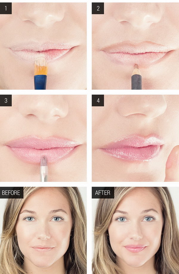 how to make lipstick with markers