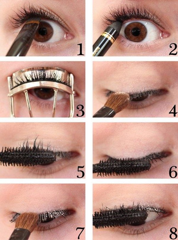 How to Get Thicker Lashes.
