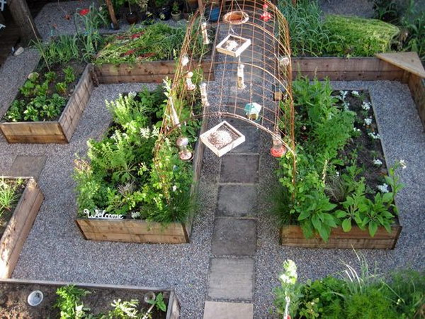 30+ Raised Garden Bed Ideas - Hative on raised garden bed cold frame, raised garden bed tree, raised garden bed garden, raised garden bed bench, raised garden bed table,