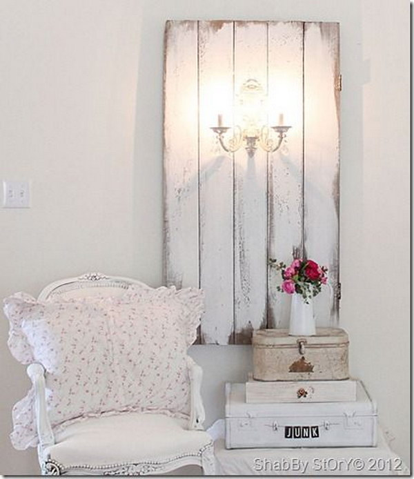 Shabby Chic Diy Project Ideas Tutorials Hative