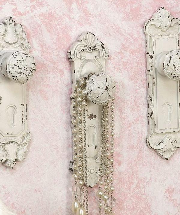Doorknob Wall Hook Set