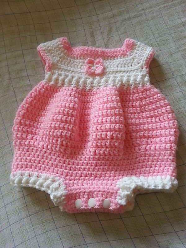 Free Crochet Patterns For Toddler Clothes : Cool Crochet Patterns & Ideas For Babies - Hative