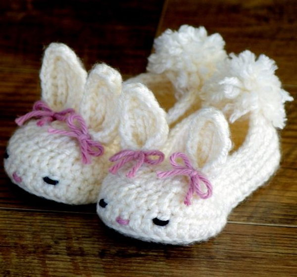 Baby Ballet Slippers.
