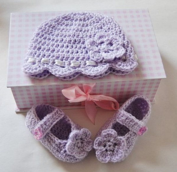 Free Crochet Patterns For Baby And Toddler Hats : Cool Crochet Patterns & Ideas For Babies - Hative