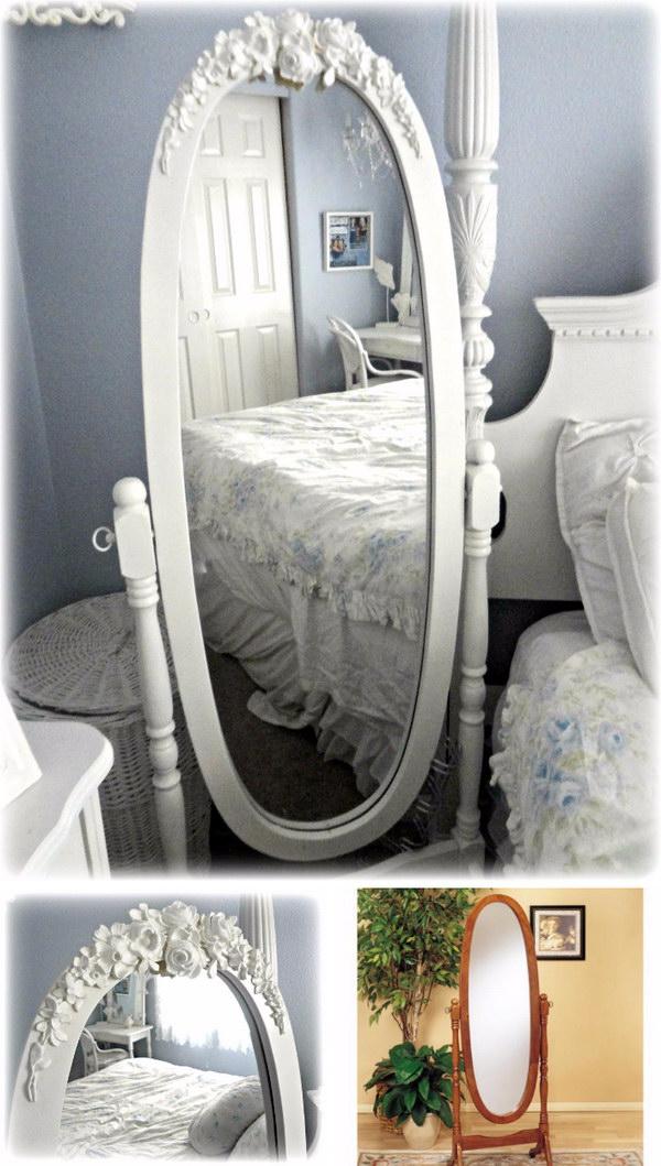fantistic diy shabby chic furniture ideas tutorials hative. Black Bedroom Furniture Sets. Home Design Ideas