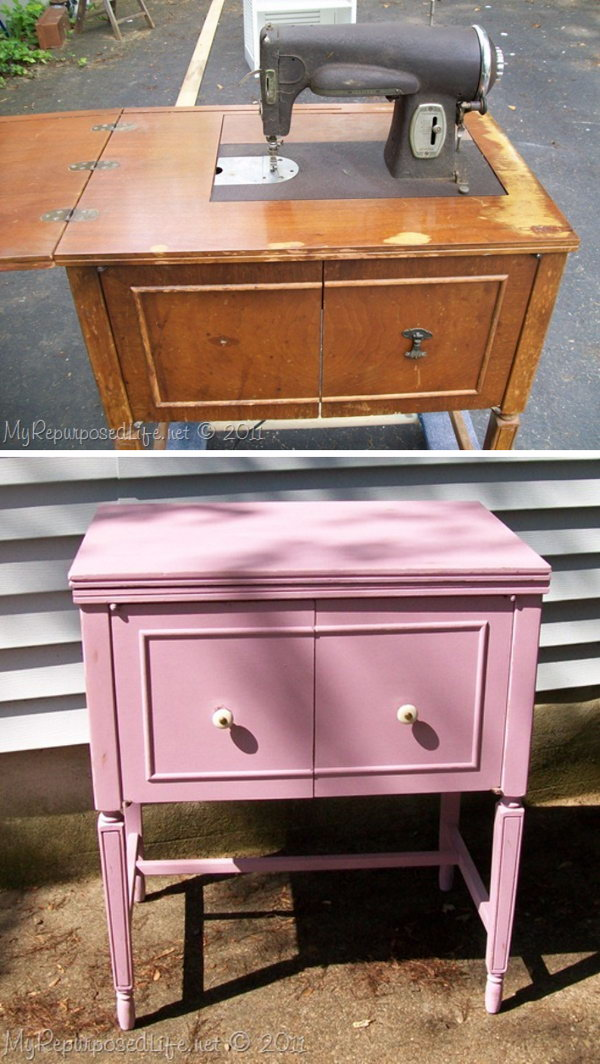 fantistic diy shabby chic furniture ideas tutorials hative rh hative com pink shabby chic bedroom furniture