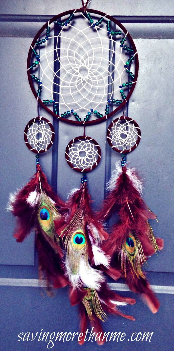 What Are Dreamcatchers Brief Origin And History Hative Fascinating Dream Catcher Necklace Meaning