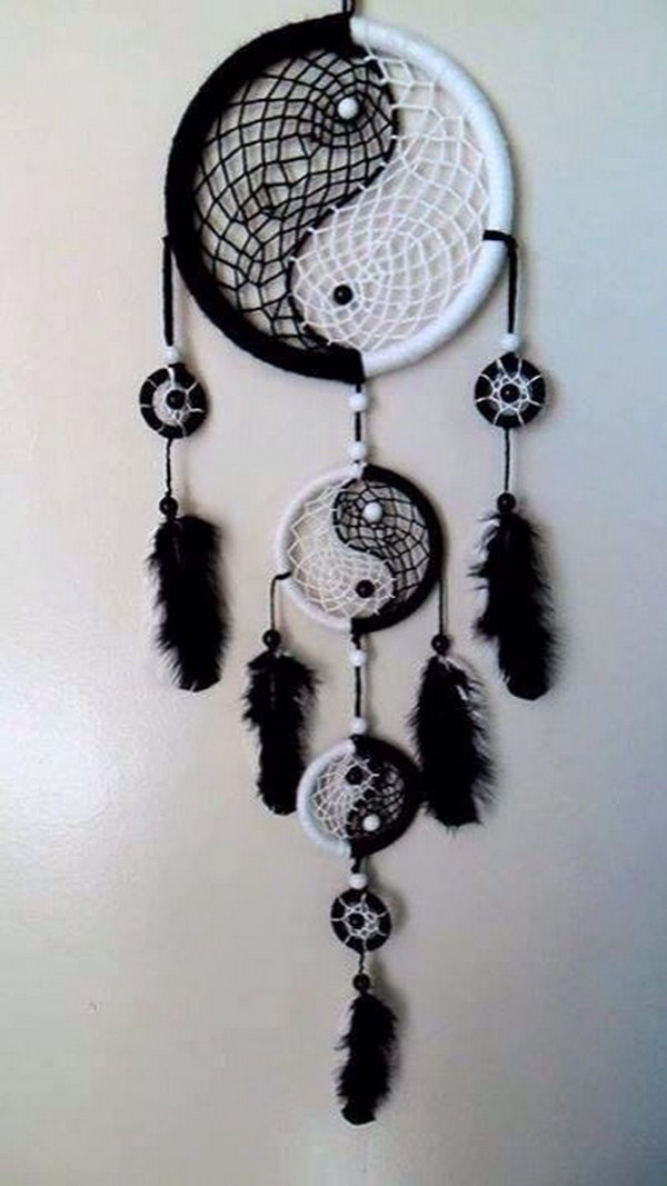 What Are Dreamcatchers Brief Origin And History Hative Awesome Dream Catcher Necklace Meaning