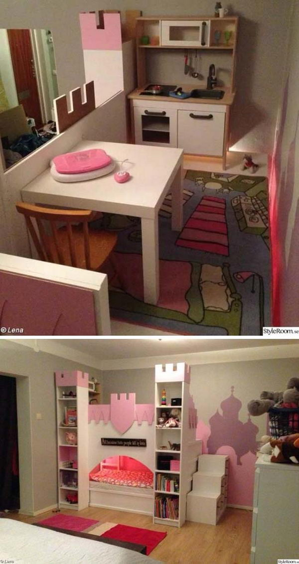 Girls Fairy Bedroom Ideas 2 Unique Inspiration Design
