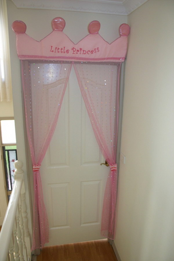 Princess Door Curtain