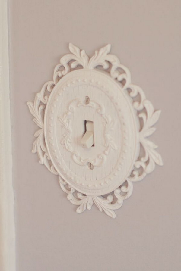 Lovely Light Switch Cover