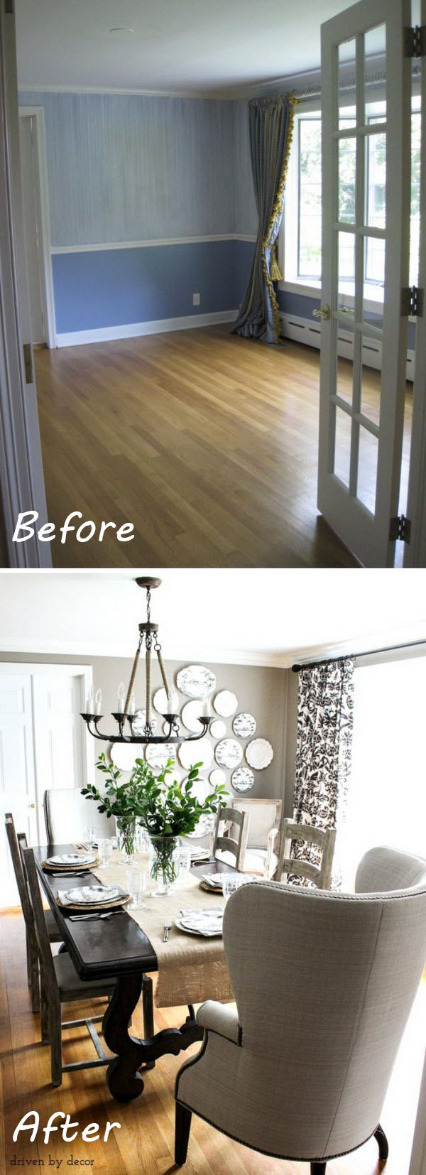 Dining Room Reveal.