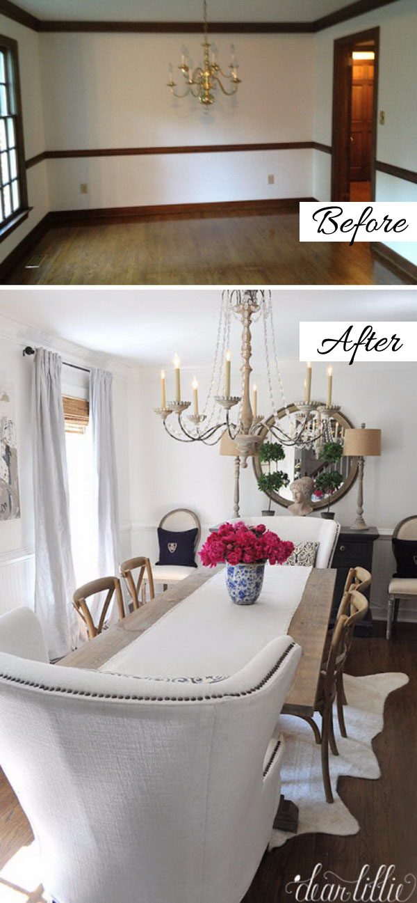 Dining Room Makeover Filled With Styling Ideas And Inspiration