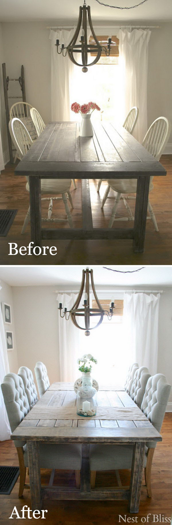 Dining Room Makeover.