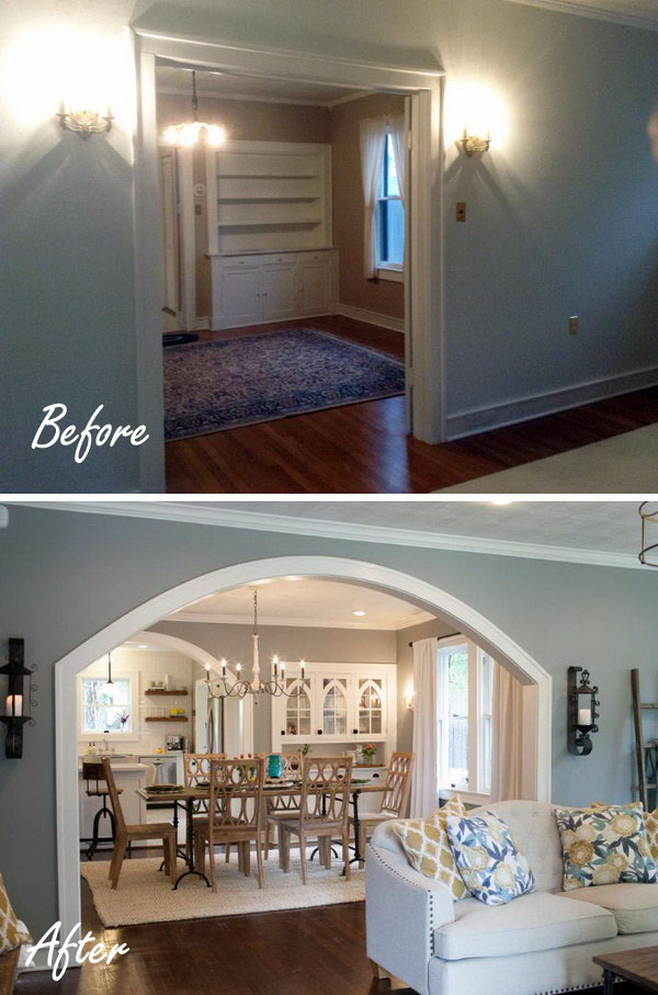 Genial Amazing Dining Room Makeover