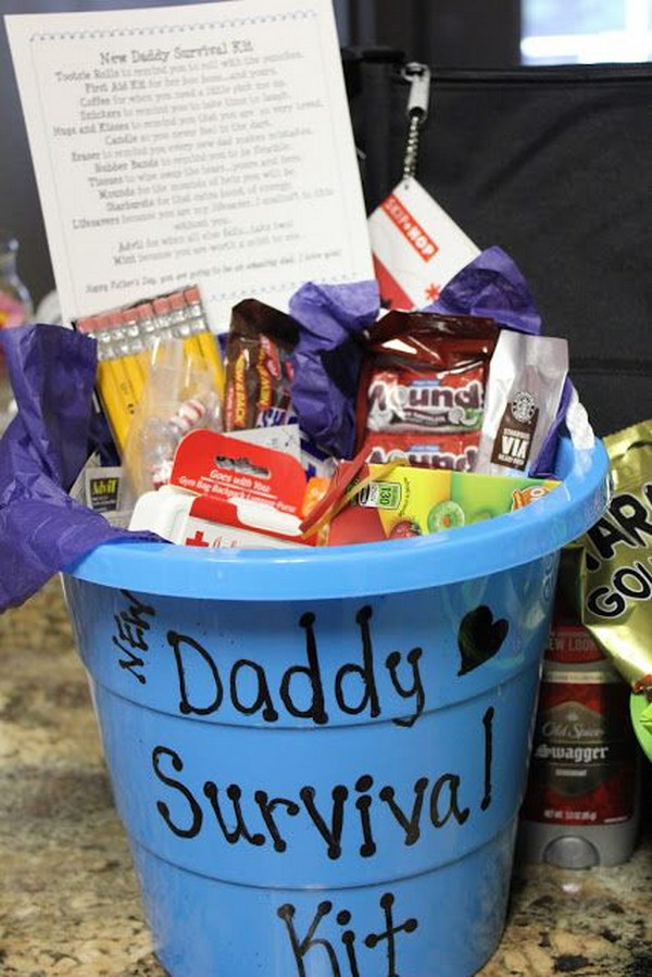 Daddy Survival Kit.