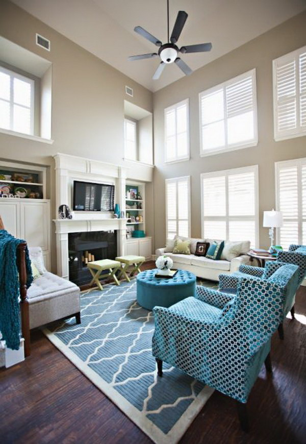 Living room layout guide and examples hative for Latest living room styles