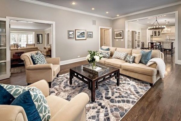 Living Room Layout Guide and Examples - Hative