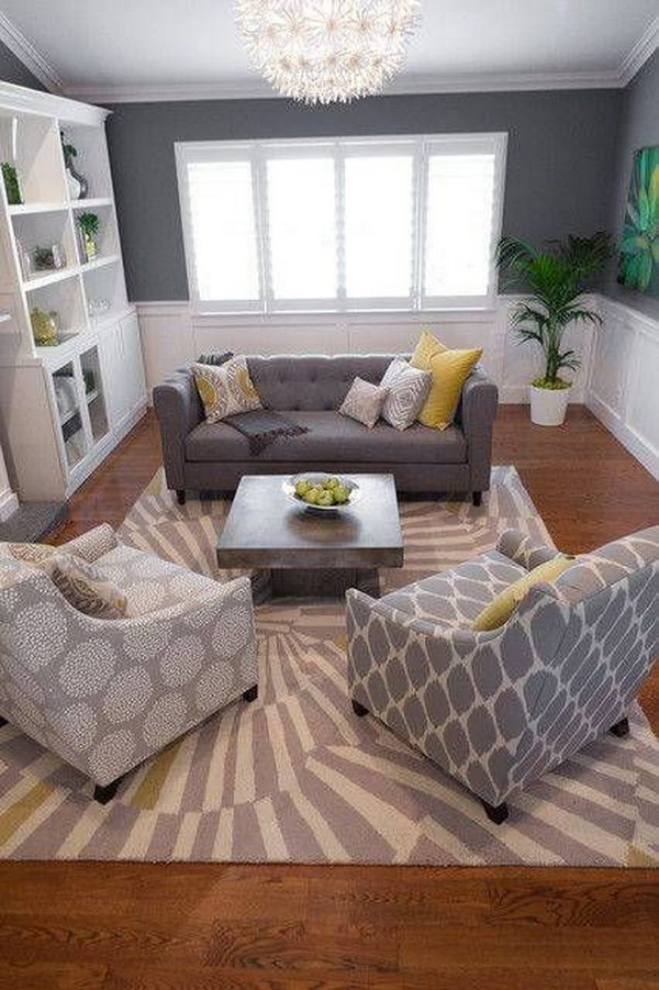 Living Room Layout Guide And Examples