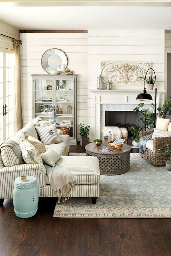 Living room layout guide and examples hative for Living room layout guide
