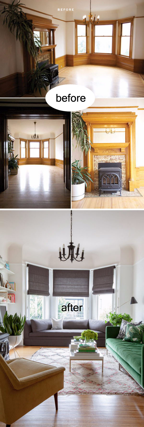 Gorgeous Living Room Transformation.