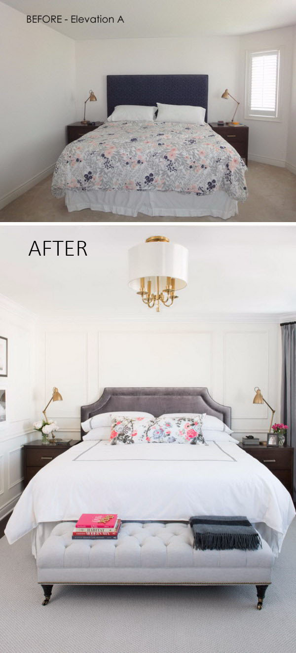 Making A Small Bedroom Look Bigger Creative Ways To Make Your Small Bedroom Look Bigger Hative