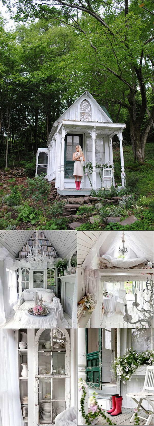 Romantic Victorian Escape.
