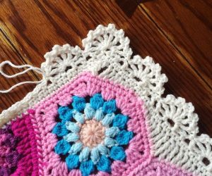 Lovely Crochet Edging Patterns & Ideas