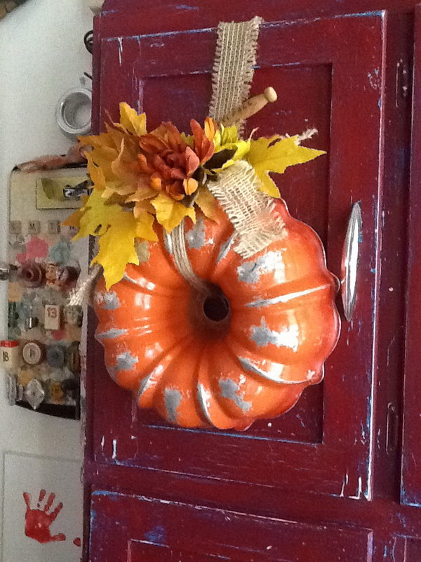 20 awesome diy fall door decorations hative - Fall Door Decorations