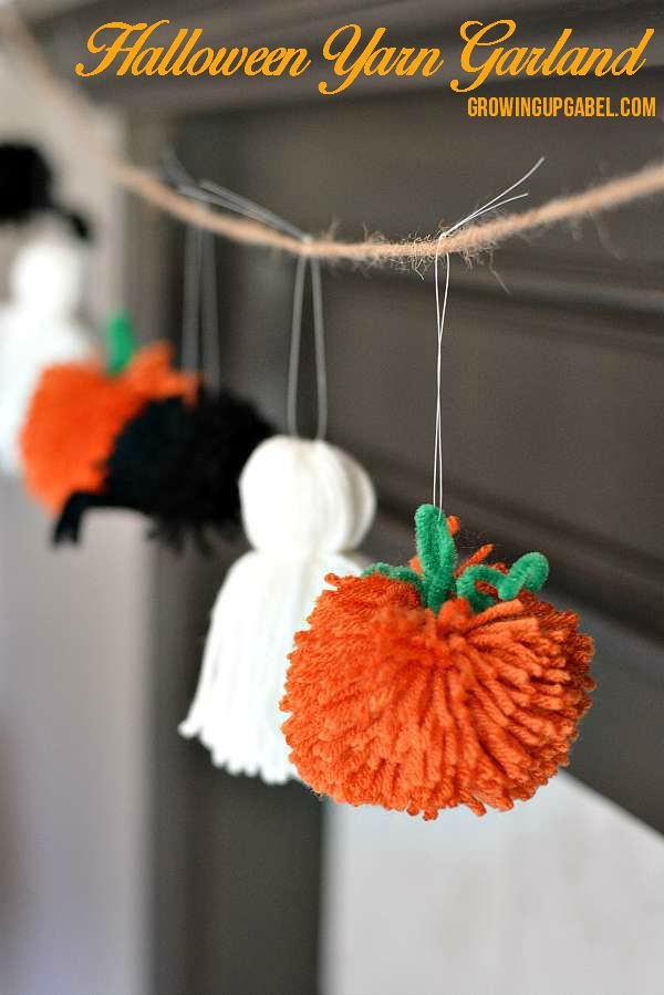 30 awesome halloween decorations hative - Decoration halloween a fabriquer ...