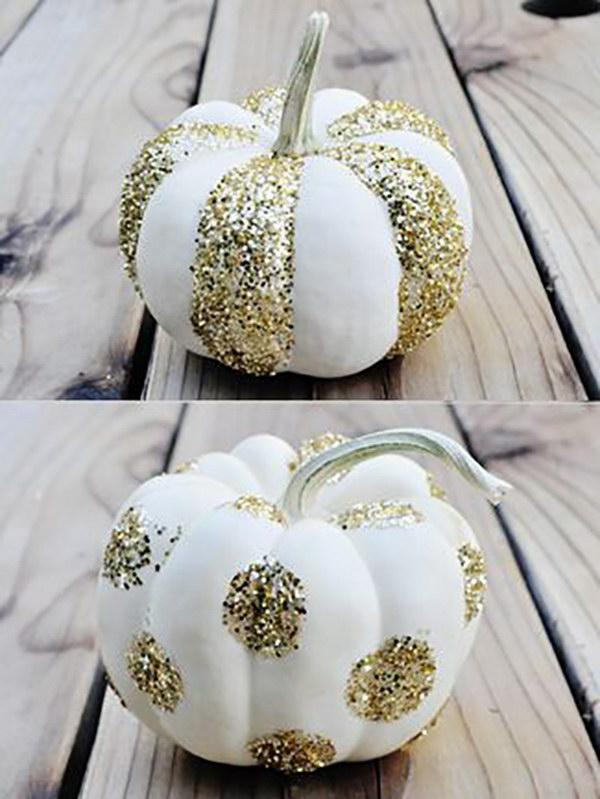40 Cool No Carve Pumpkin Decorating Ideas Hative