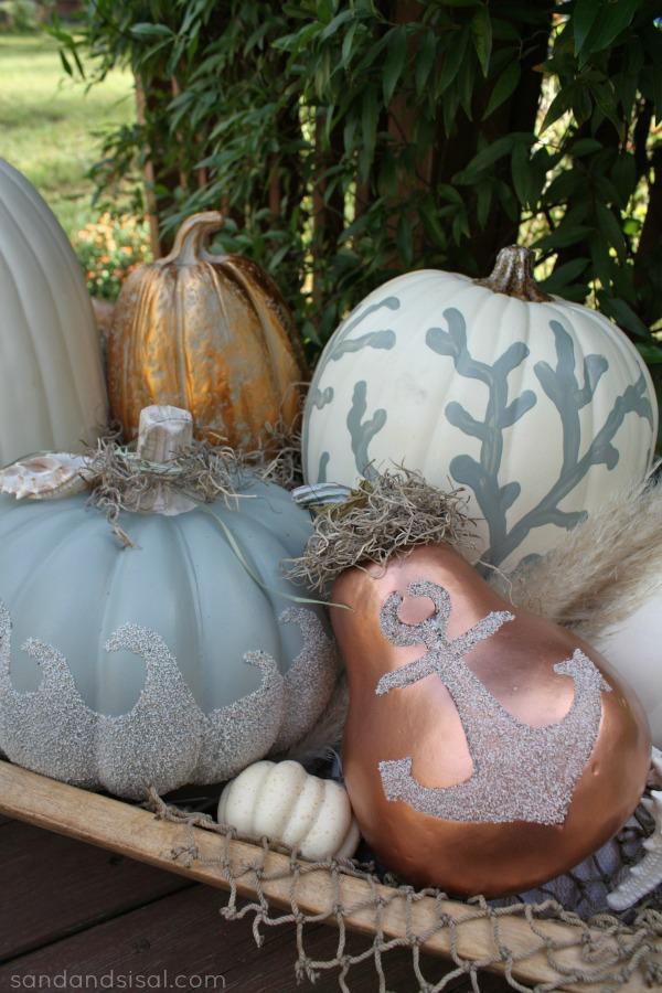 Coastal Pumpkins.