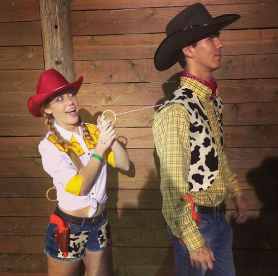 Woody And Jessie Toy Story Costumes