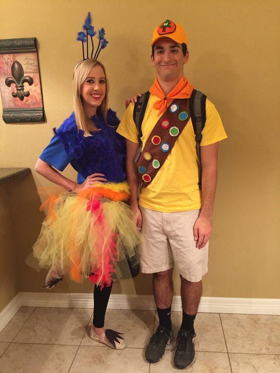 60+ Cool Couple Costume Ideas - Hative  Up Couple Costume