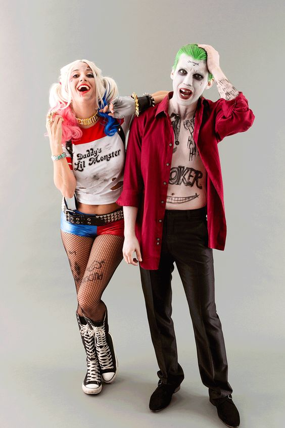 86dc89a1a3b 60+ Cool Couple Costume Ideas - Hative
