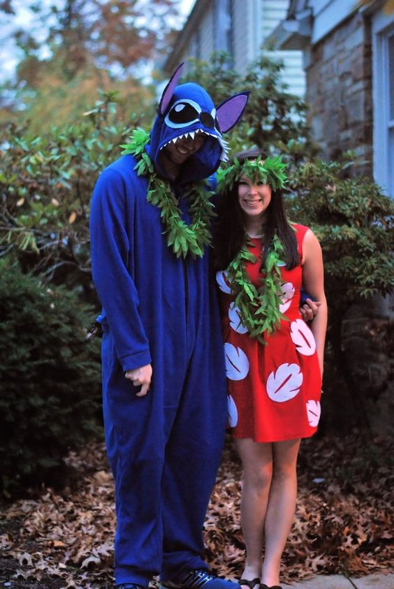 Lilo and Stitch Costumes.