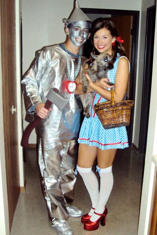 Elegant 60+ Cool Couple Costume Ideas   Hative
