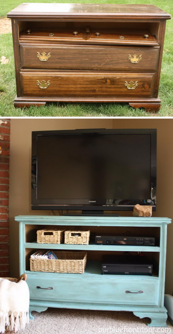 Amazing Diy Ideas To Transform Your Old Furniture Hative