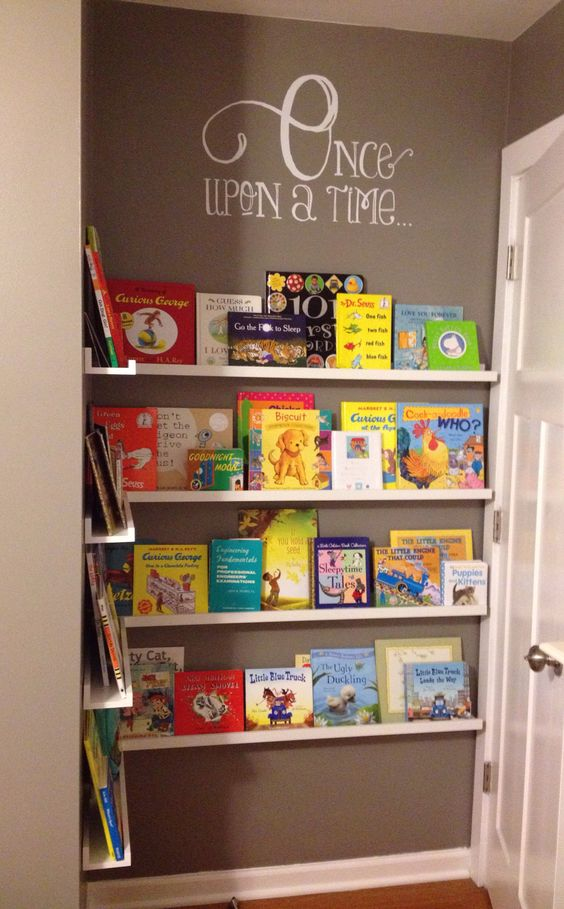 baby boy room themes ideas with bookcase | Living Space Too Small? Try These Hacks To Squeeze In More ...
