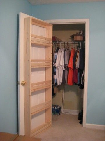 Get Additional Storage in the Door.