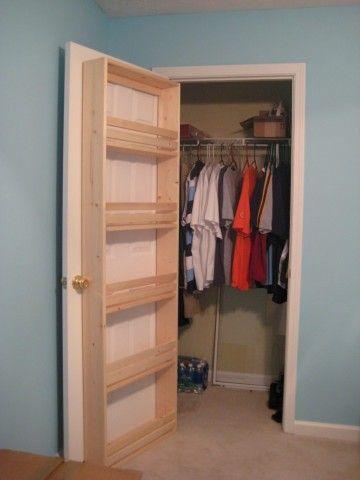 Get Additional Storage In The Door