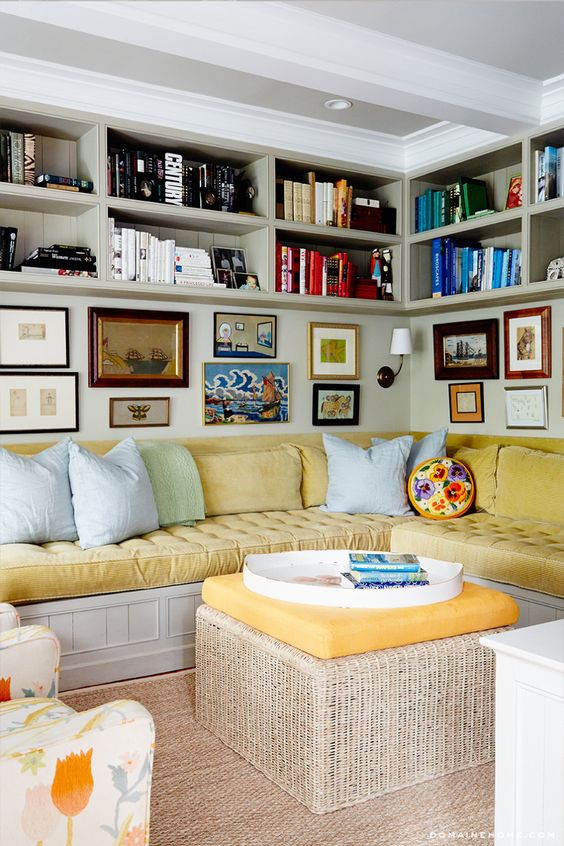 Ceiling Shelves Can Create More Storage for Small Spaces & Living Space Too Small? Try These Hacks To Squeeze In More Storage ...