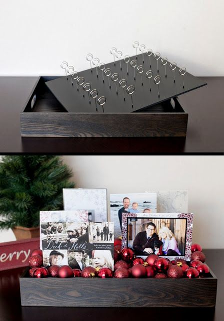 Christmas Card or Photo Display.