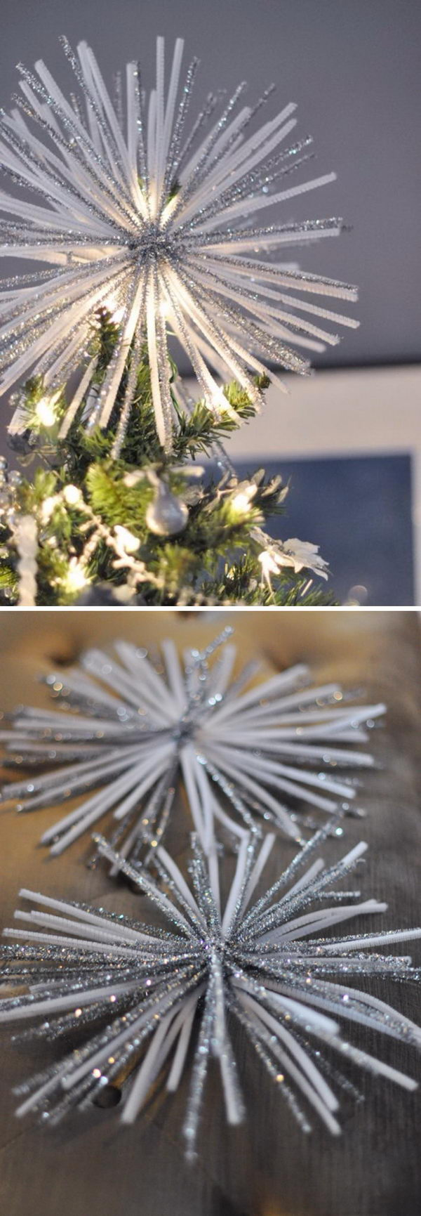 Craft Christmas Tree Topper Star