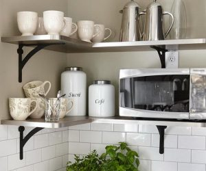 20+ Creative Kitchen Organization and DIY Storage Ideas