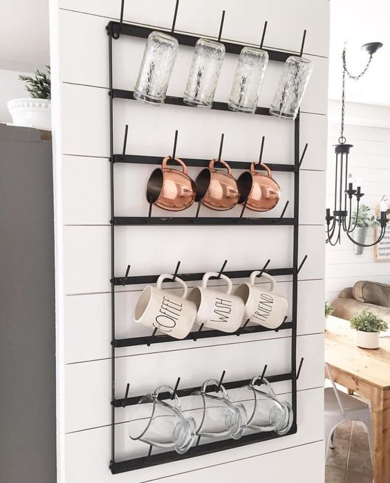 20 Farmhouse Kitchen Storage Ideas Hative